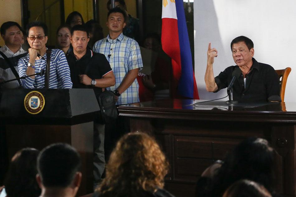 Duterte inauguration venue off-limits to media 1
