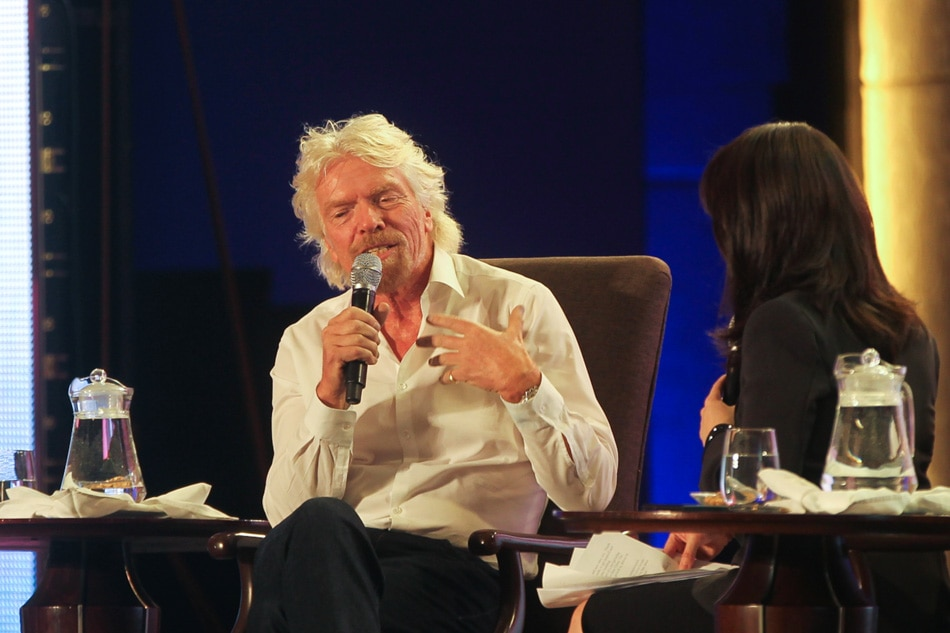 Billionaire Branson asks Duterte to stop drug war