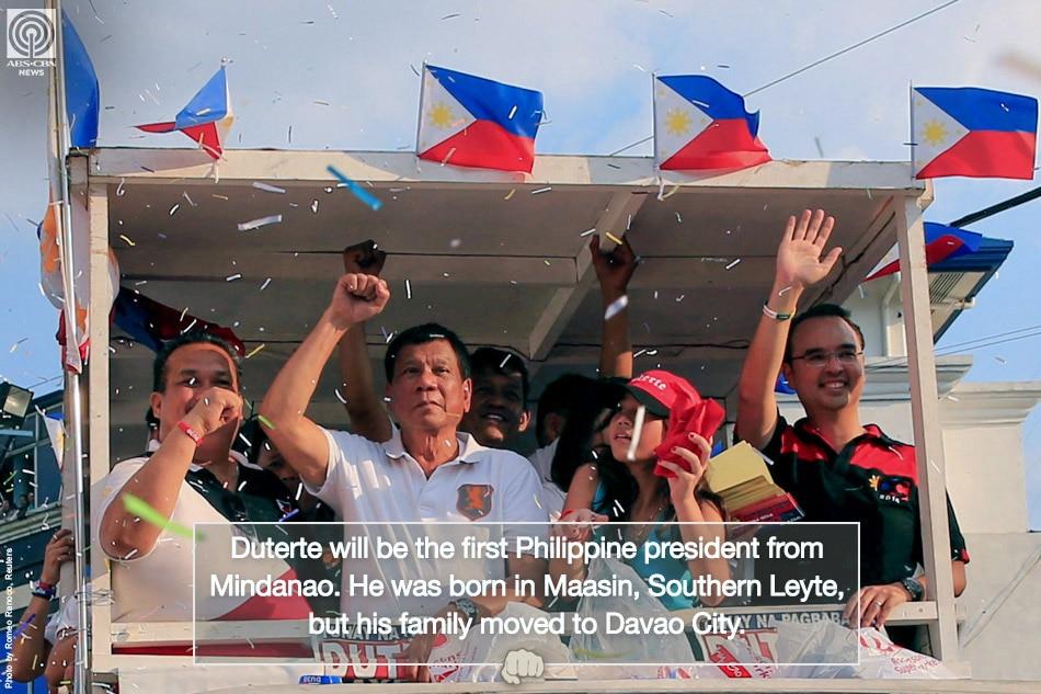 DU30: 30 facts about Duterte 3