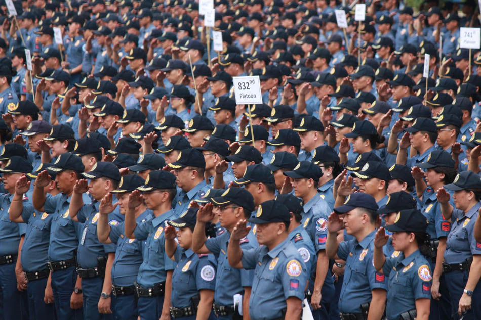 PNP prepares for May 9 election