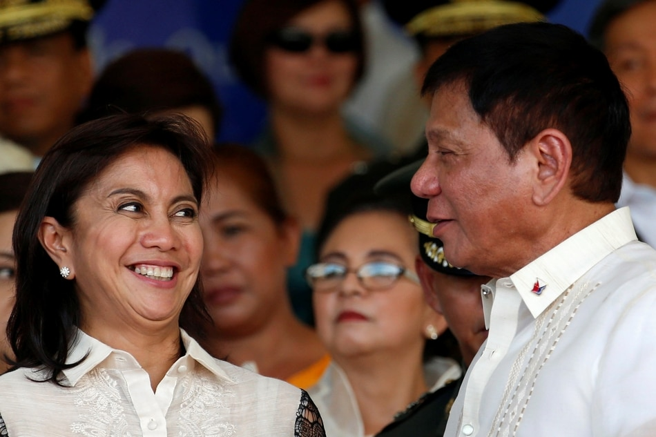 Leni never complained about Duterte: staff