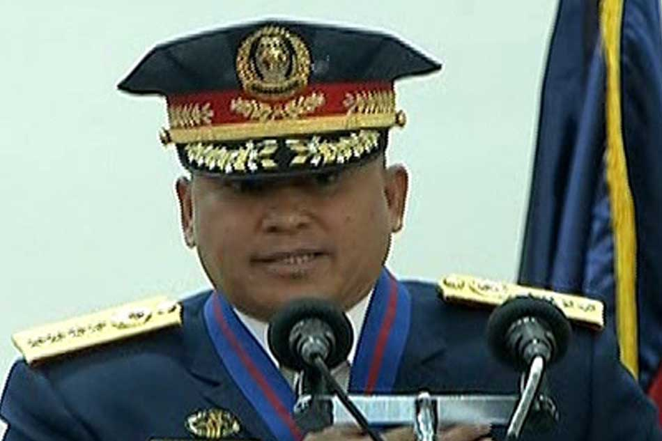 New PNP chief shows lighter side