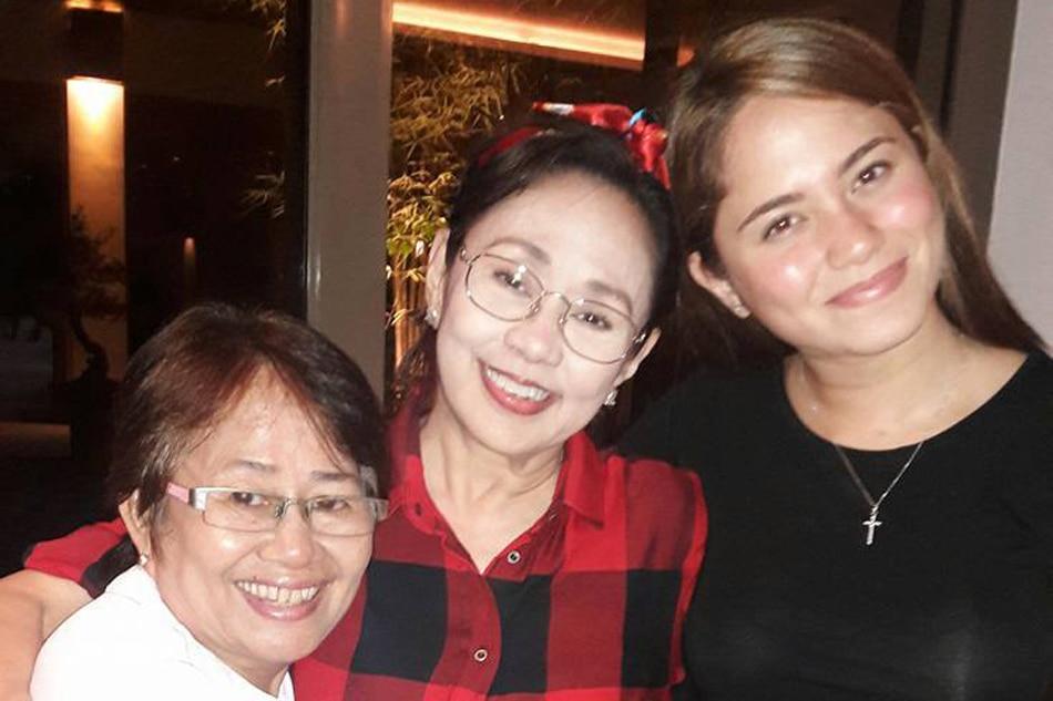 VIRAL: Vilma Santos meets with Jessy 1
