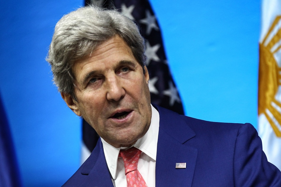 Kerry visits PH amid SC ruling on EDCA