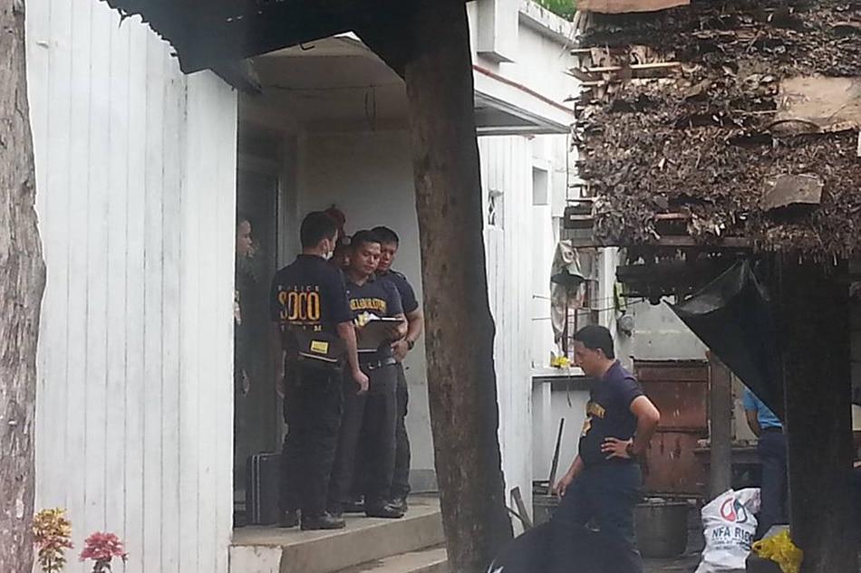 Albuera Mayor Espinosa shot at police: official 2