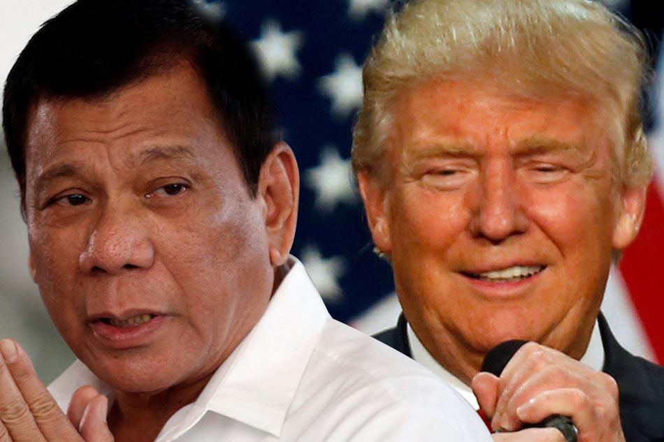 The US president invited Rodrigo Duterte to Washington