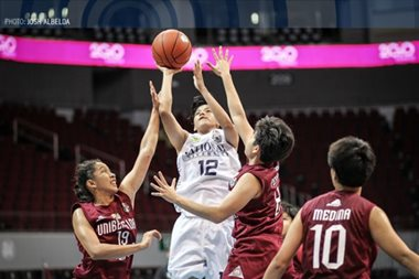 NU sweeps women's basketball elims, advances to Finals