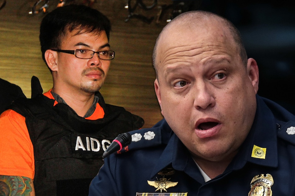 Cop who led raid in Espinosa slay got P3-M payola\' | ABS-CBN News