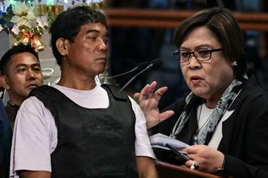 Ronnie Dayan: I had 7-year relationship with De Lima