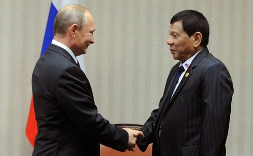 What will PH gain with closer ties to Russia?