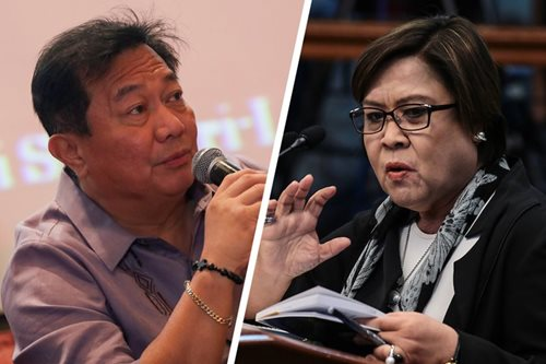 Speaker defends 'rowdy' solons at drug probe: 'Tao lang sila'