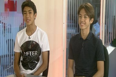 Former street kids to compete in int'l ballet tilt