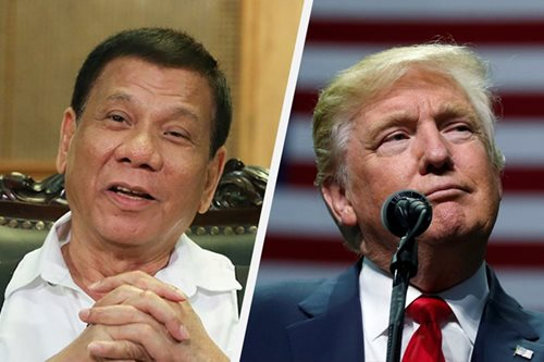 'Good rapport' between Duterte, Trump to reflect on US-PH relations: Palace