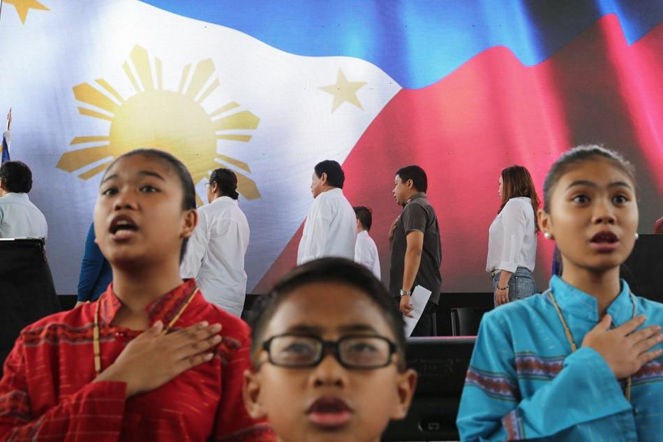 Duterte attends Urban Poor Solidarity Week;