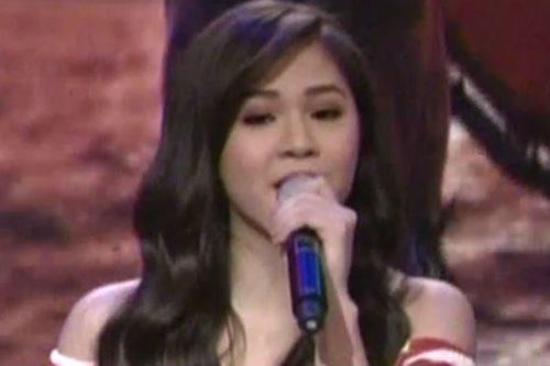 Janella sings 'Moana' theme on 'Magandang Buhay'