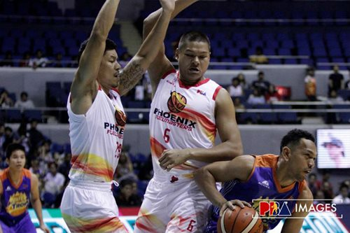 PBA: Cyrus Baguio wants team to stop playing like 'high-schoolers'