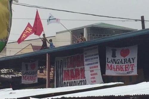 Demolisyon ng palengke sa Caloocan, muling binalot ng tensyon