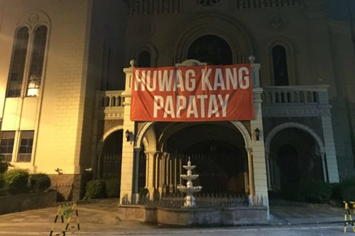 'Huwag kang papatay': Cubao church tells Catholics on last Simbang Gabi