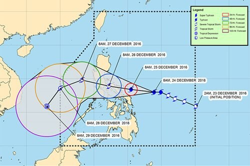 Stronger, slower 'Nina' to hit Catanduanes; storm warnings in 12 areas