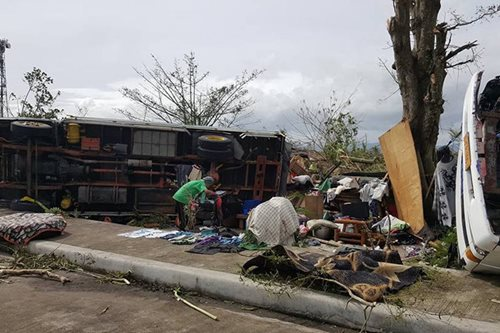 Typhoon Nina damage nears P5-B mark: post-disaster report