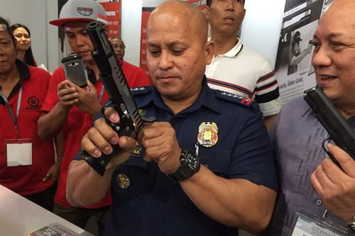 'No mercy' in indiscriminate firing crackdown, 'Bato' says