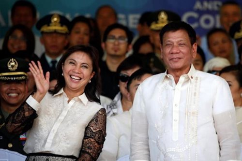 VP Leni fired from Cabinet, did not quit - Speaker