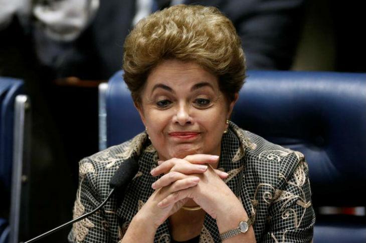 Brazil's Senate ousts president 1