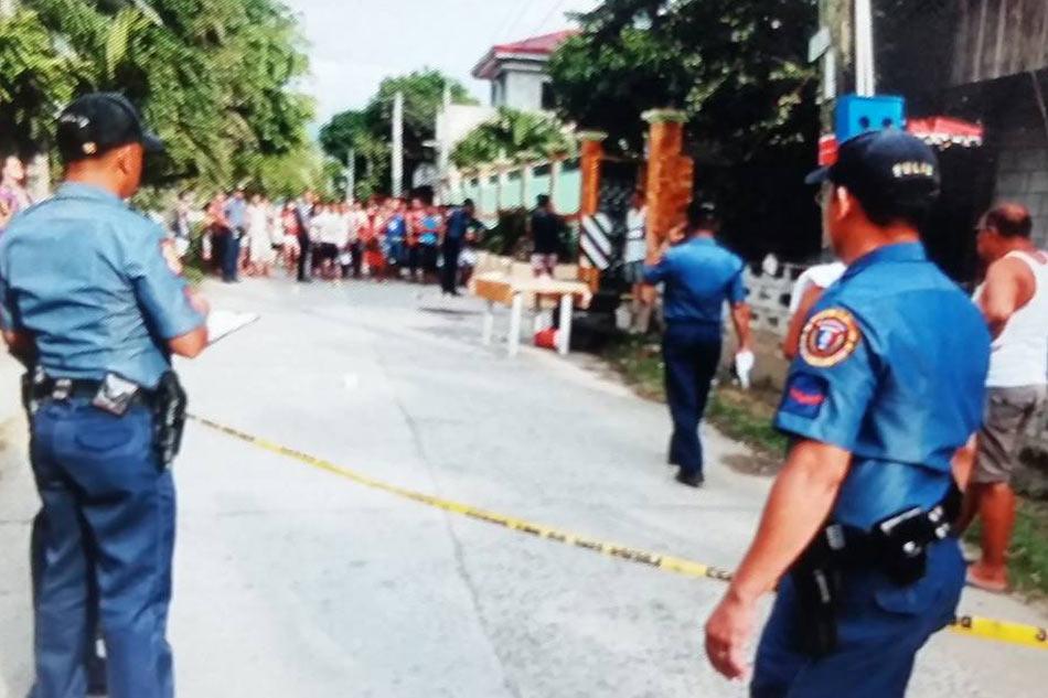 Barangay councilor allegedly on drug watch list shot dead 1