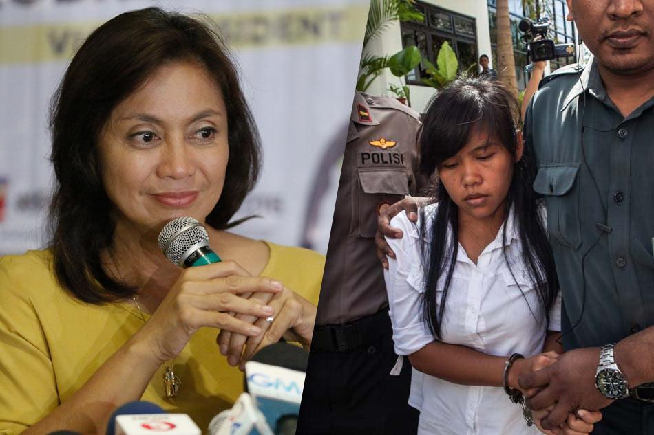 Robredo asks admin to shed light on Veloso's case 1