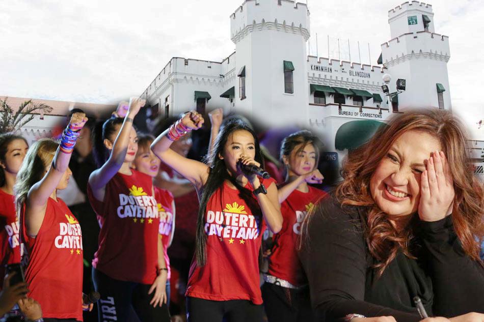'Little Las Vegas': Mocha Girls, Sharon had shows in Bilibid, says witness 1