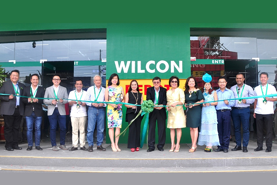 Wilcon Depot launches 37th store in Sta. Rosa, Laguna
