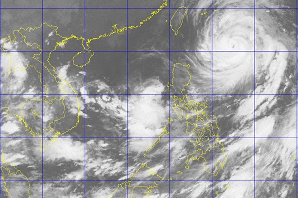 Tropical cyclone warning signal number 2 remained raised over the province of Batanes on Monday as Typhoon