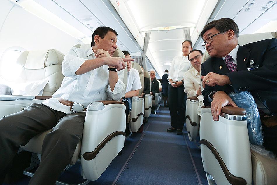 Duterte: 2016 PH-US military exercises will be the last 1