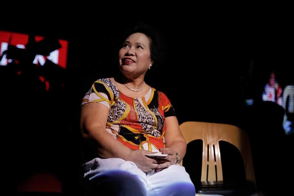 Miriam Defensor Santiago passes away 1