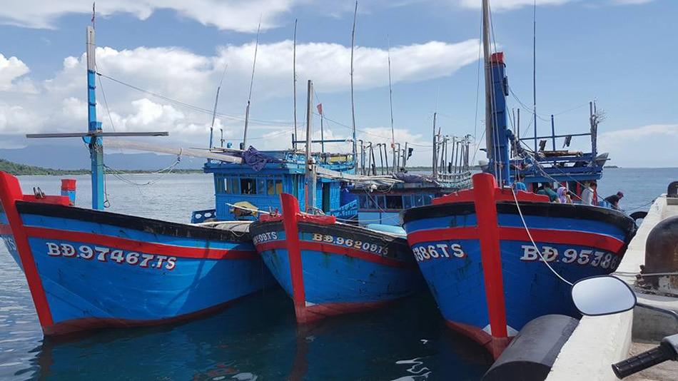 17 Vietnamese, nahuling nangingisda sa karagatan ng Pilipinas 2