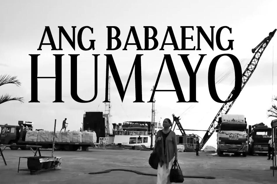 Image result for Ang Babaeng Humayo