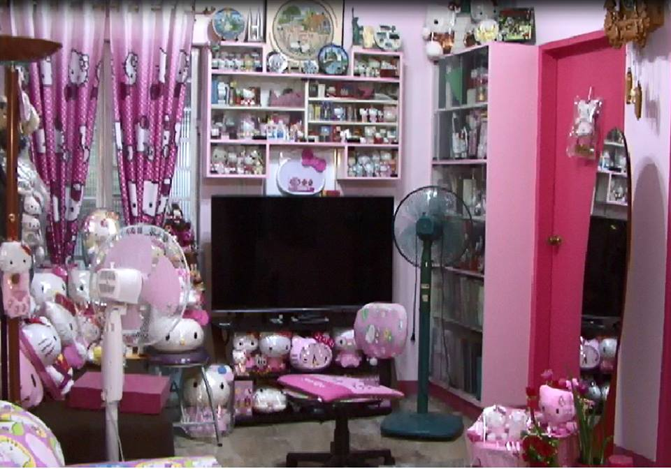 Hello Kitty House In La Union Is A Head