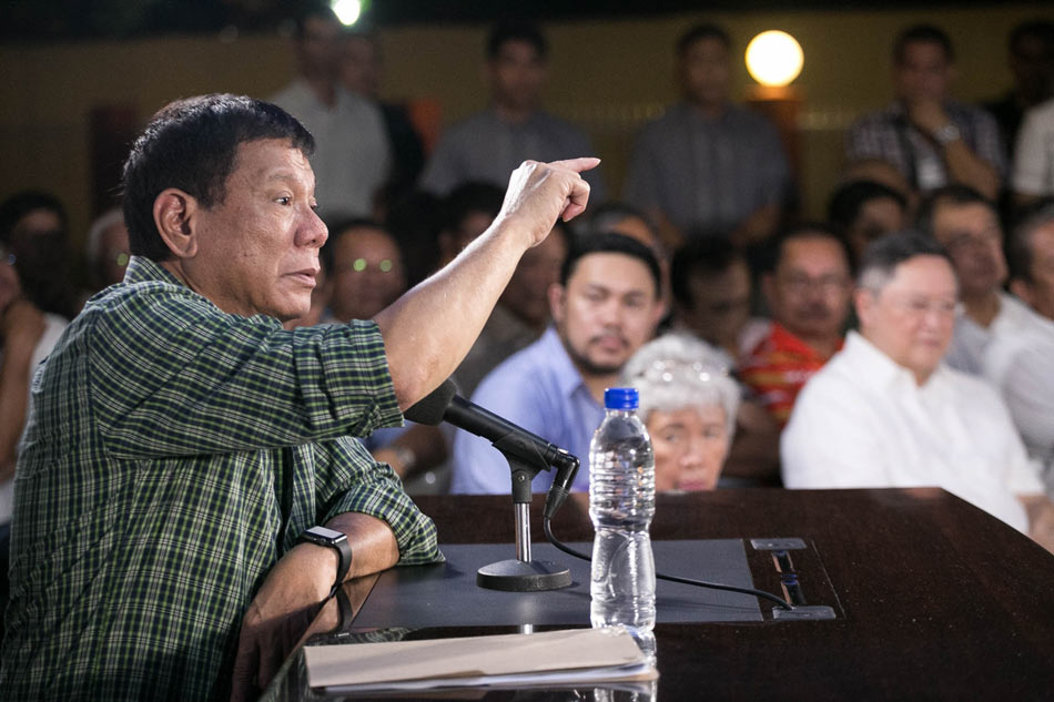 Duterte to give poignant, rousing first SONA - Palace