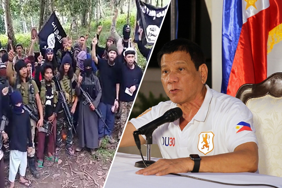 Abu Sayyaf warns 'soldiers of Duterte'