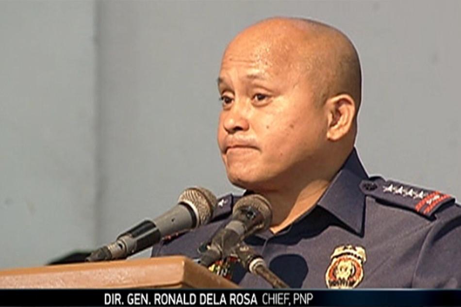 Dela Rosa tells drug pushers to kill drug lords