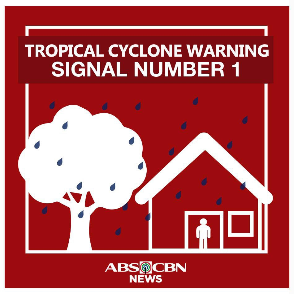 Must know: How destructive is storm signal number 5? | ABS ...
