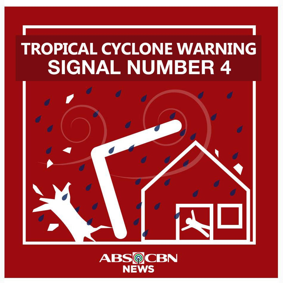 Must Know: How Destructive Is Storm Signal Number 5?
