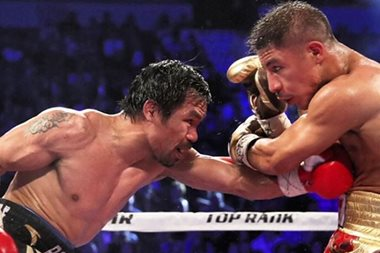 Jessie Vargas: Fighting Pacquiao 'was a chess match'