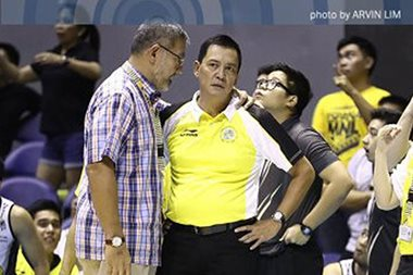 UST players move on from benching incident