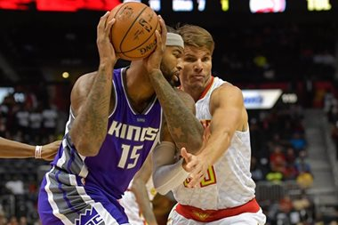 NBA roundup: Cousins fined $25k, Cavs game time changed