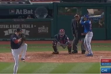 WATCH: Fil-Am Russell of Cubs hits grand slam in Game 6