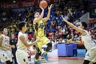 UST's Vigil ready to move on from dismal final season