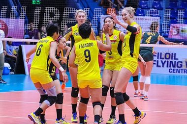 F2 Logistics sweeps Army to end elims on high note