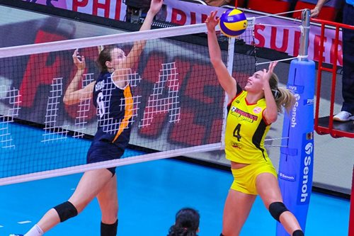 Foton, Petron tussle for No. 1 seed in PSL Grand Prix