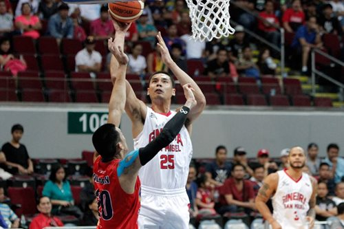 Ginebra hands ROS first loss of PH Cup